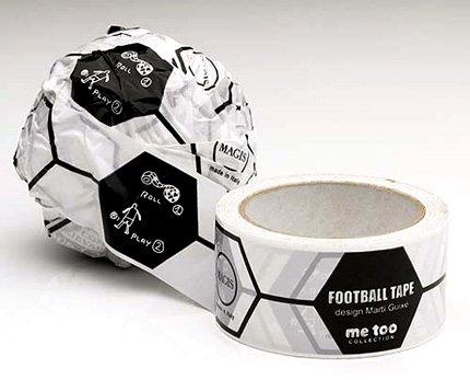fotball-tape